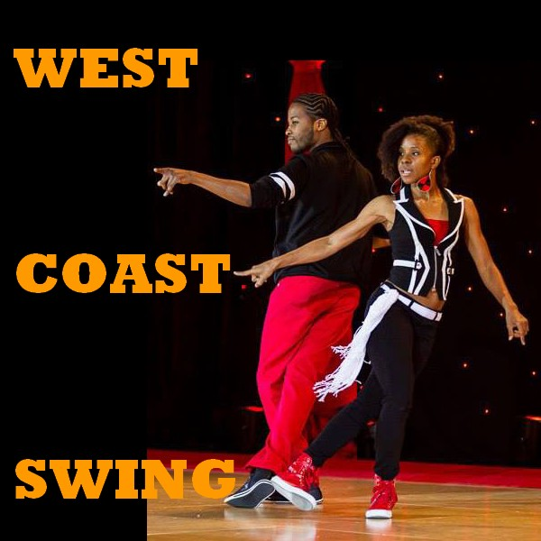 LADIES STYLING west coast swing